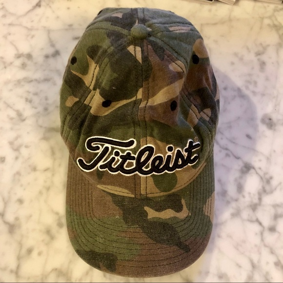 Titleist Folds of Honor Camouflage Hat. M 5b53e9ea153795b6b235d7e3 604c700ff2b